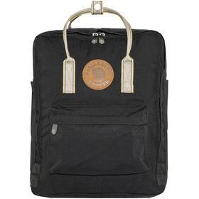 Fjällräven Kånken Greenland Backpack black-greenland pattern